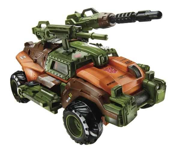 Transformers 2014 - Generations Voyager Class - Wave 03 - Roadbuster