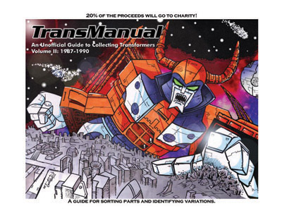 The Transmanual Volume 2 - Transformers Guide Book