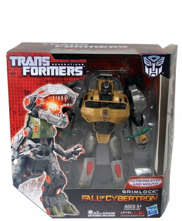 Transformers Generations 2013 - Grimlock - MIB