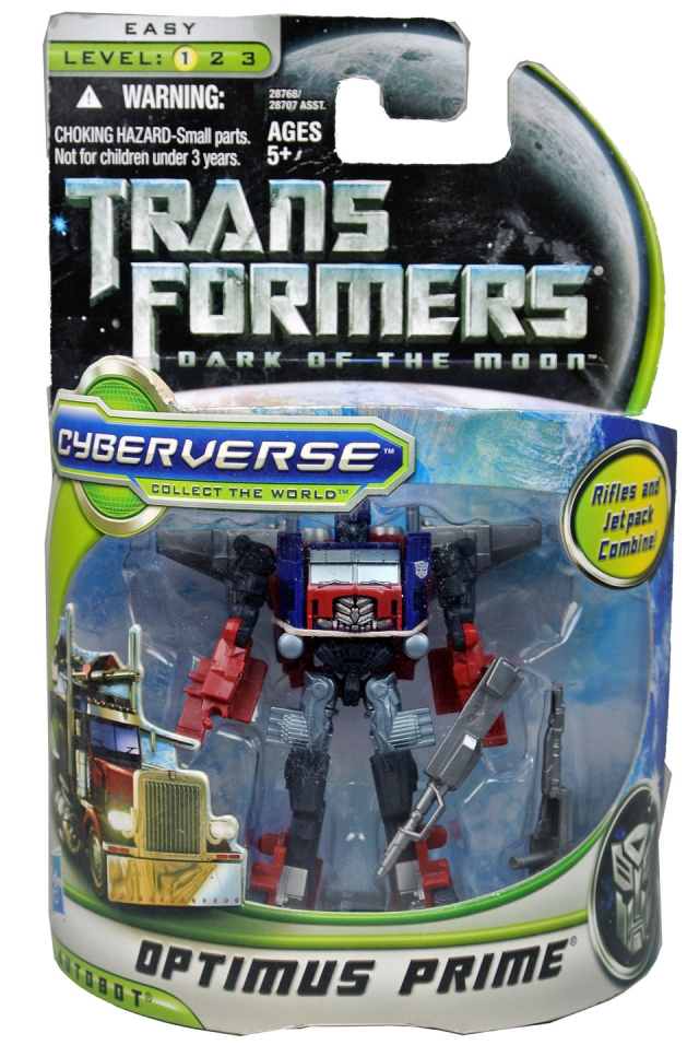 DOTM - Cyberverse Commander - Optimus Prime - MOSC