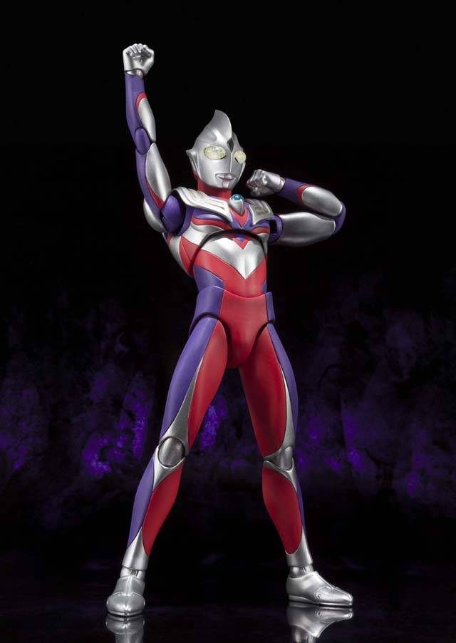 Ultra-Act - Ultraman Tiga - Multi Type