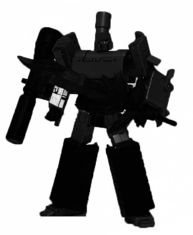ToyWorld - TW-01B - Hegemon Black Version