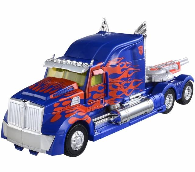 Transformers Lost Age - AD01 - Optimus Prime - Loose 100% Complete