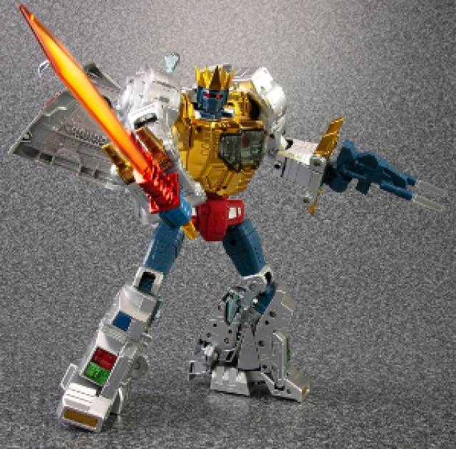 MP-08X Masterpiece King Grimlock - 2nd Production Run