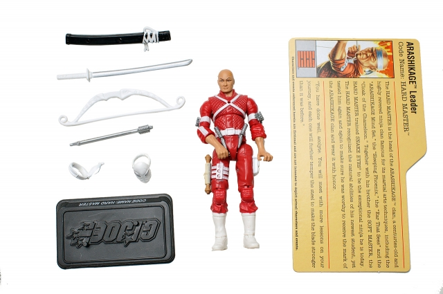 GIJoe - 25th Anniversary - Hard Master - Loose 100% Complete