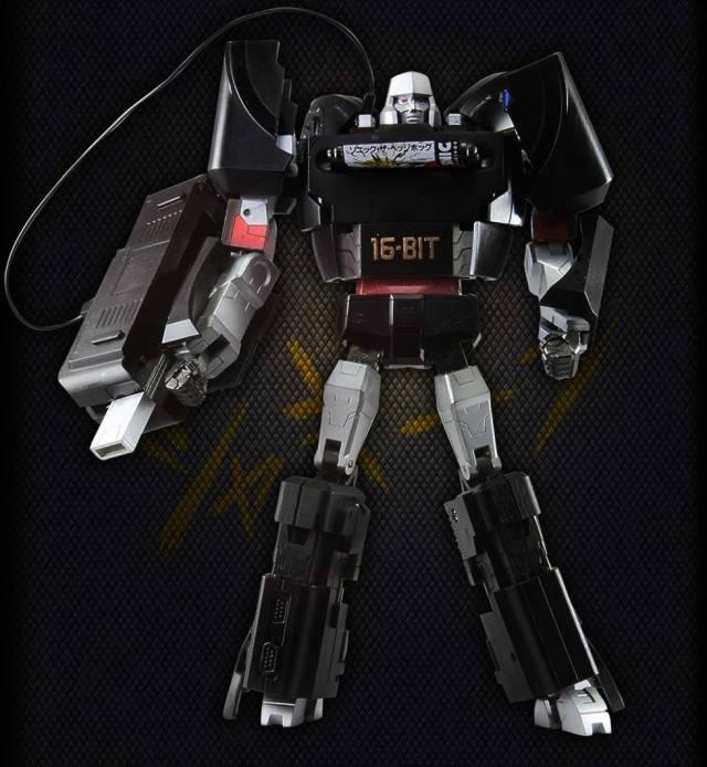Sentinel - Megadrive Megatron