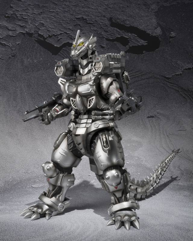 S.H.MonsterArts - Kiryu Heavy Arms