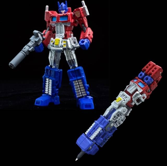 Sentinel - Transformers Pen - Optimus Prime