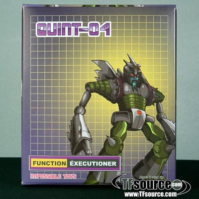 Quint-04 Quintesson Executioner