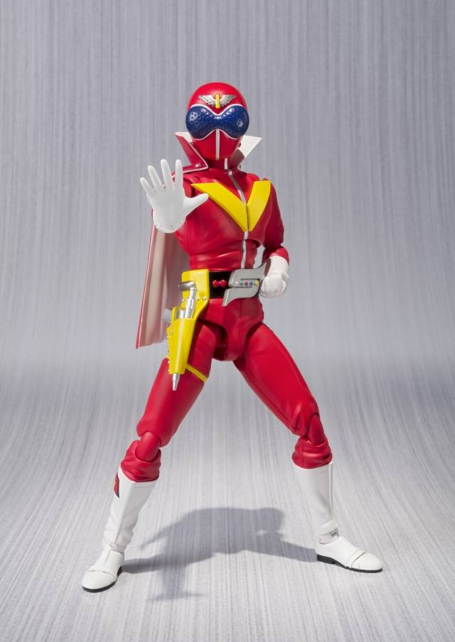 S.H. Figuarts - Sentai - Akaranger - Red Ranger