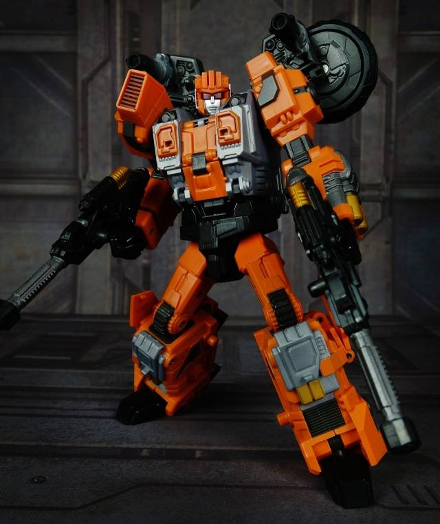 Warbotron - WB03-A Turbo Ejector