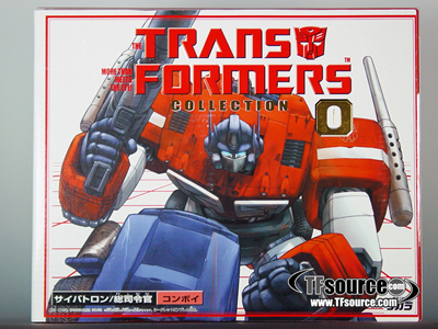 Reissue - Transformers Collection - TFC #0 Optimus Prime