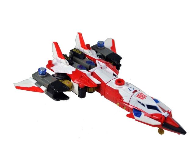 Energon - Storm Jet - Loose 100% Complete