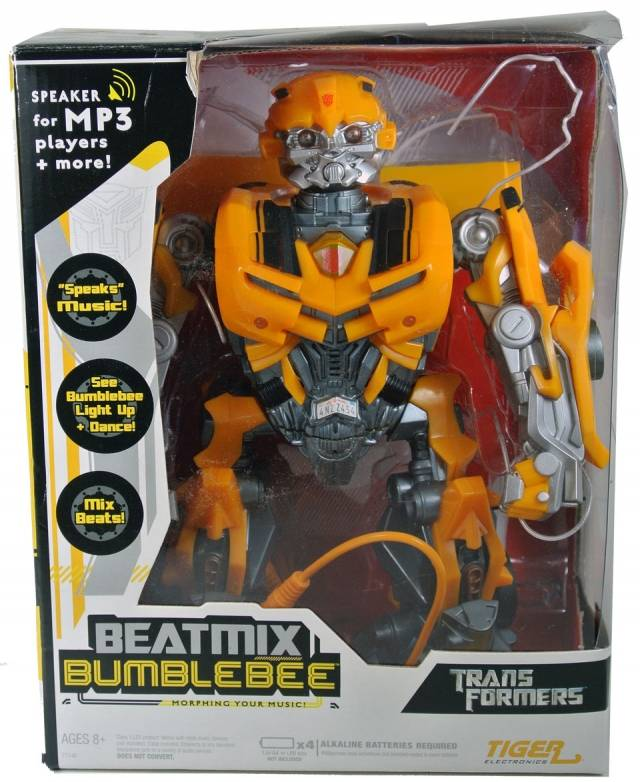 Transformers Beatmix - Bumblebee - MISB