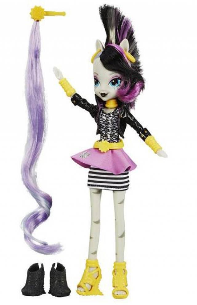 My Little Pony - Equestria Girls Ponymania Zecora Doll