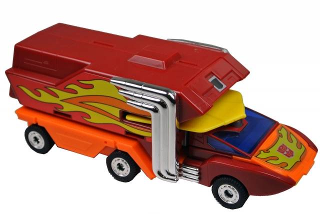 Reissue Commemorative Series - Rodimus Prime - Loose