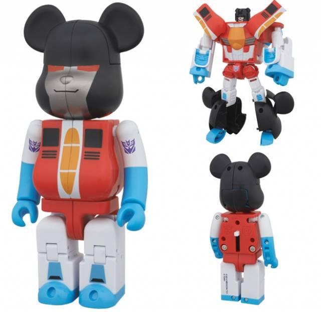 Bearbrick - Transformers Figure - Starscream