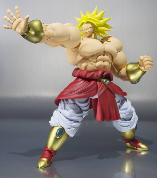 S.H. Figuarts - Dragonball Z - Broly