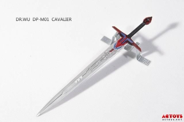 DR. Wu - DP-M01 Cavalier