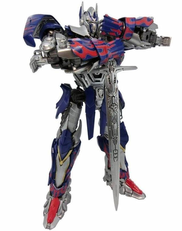 Dual Model Kit DMK-03 Optimus Prime - Lost Age Version