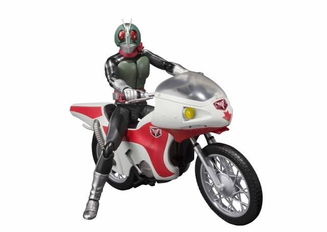 S.H. Figuarts - Kamen Rider - Masked Rider New 1 & New Cyclone