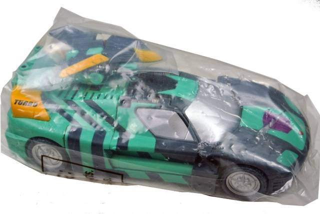 Botcon 2008 - Shattered Glass Sideswipe - MISB