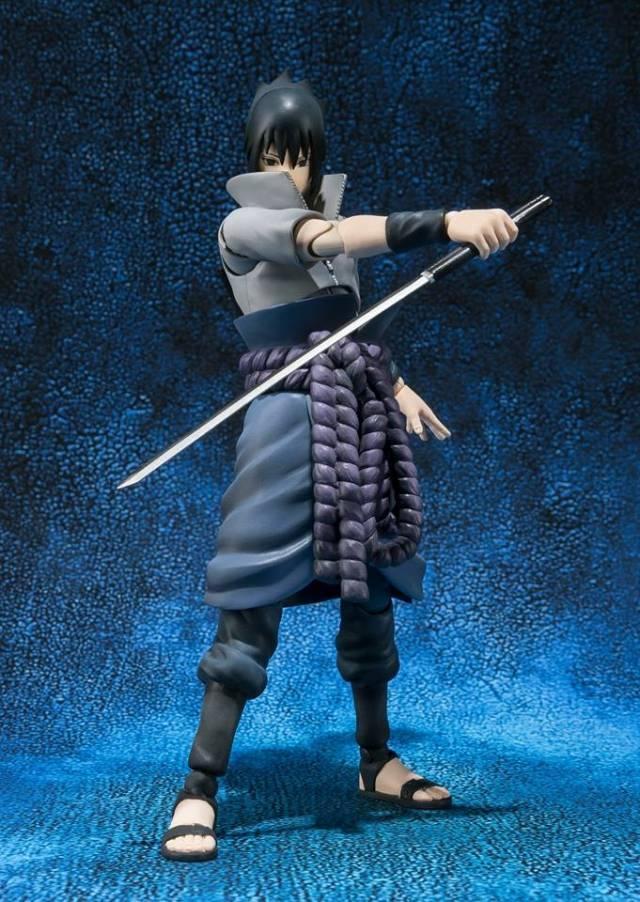 S.H. Figuarts - Naruto Shippuden - Sasuke Uchiha