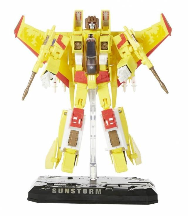 Transformers Masterpiece MP-05 Sunstorm