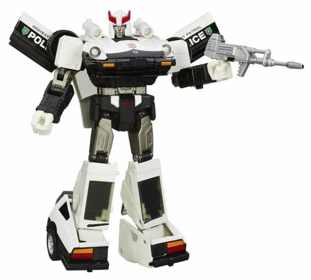 Masterpiece Prowl - Exclusive Figure