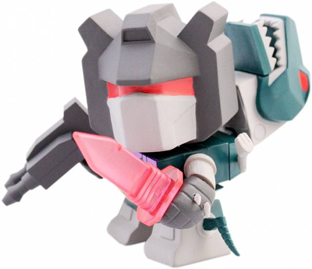 Vinyl 3'' Figure - SDCC Exclusive - Shattered Glass Dinobots 3-Pack