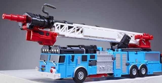 TFC Toys - Prometheus - TFC-03 Hydrant - MIB
