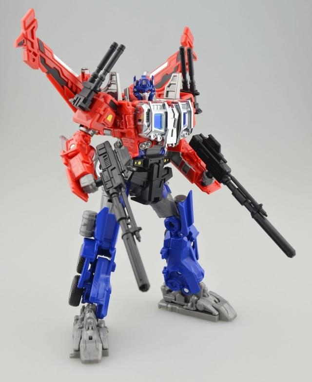 DX9-D04 OP Armor Set