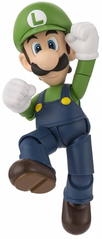 S.H. Figuarts - Nintendo - Super Mario - Luigi