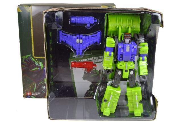 TFC Toys - Hercules - Structor - MIB