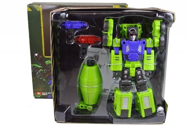TFC Toys - Hercules - Madblender - MIB