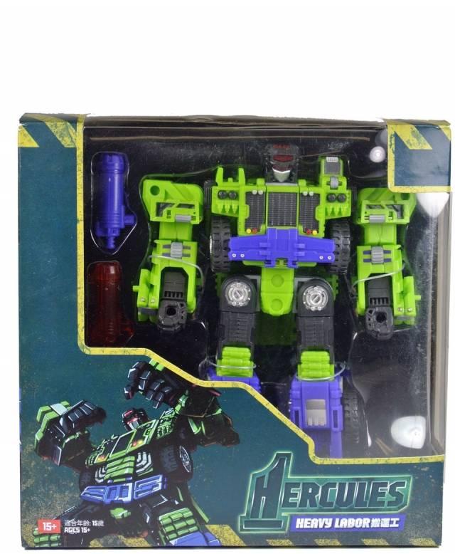 TFC Toys - Hercules - Heavylabor