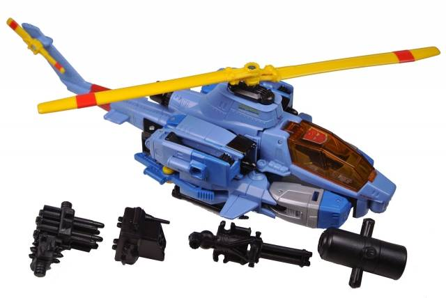 Transformers 2014 - Generations - Whirl - Loose 100% Complete