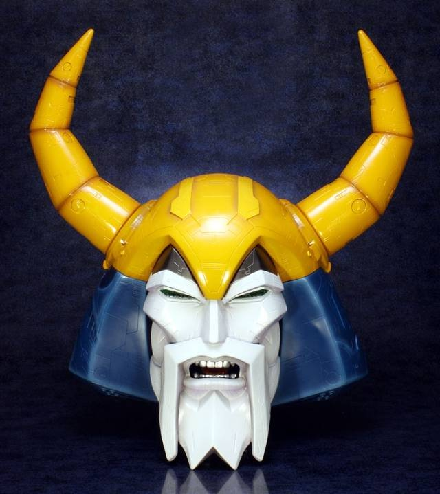 EX Gohkin Plus - Transformers Unicron Head