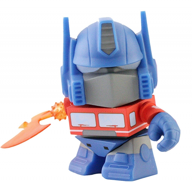 Loyal Subjects - Series 02 - Talking Optimus Prime Chase Figure