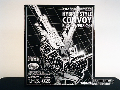 e-hobby THS-02 Black Version Convoy