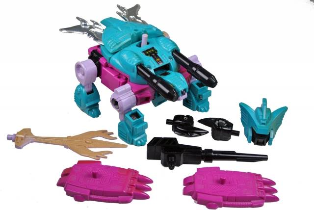 Transformers G1 - Snaptrap - Loose - 100% Complete