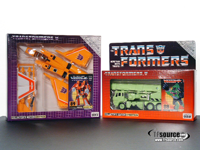 e-hobby #88 & #89 Sunstorm & Hauler Set