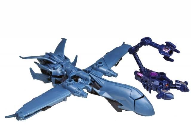 Japanese Transformers Prime - AM-09 - Soundwave - Loose 100% Complete