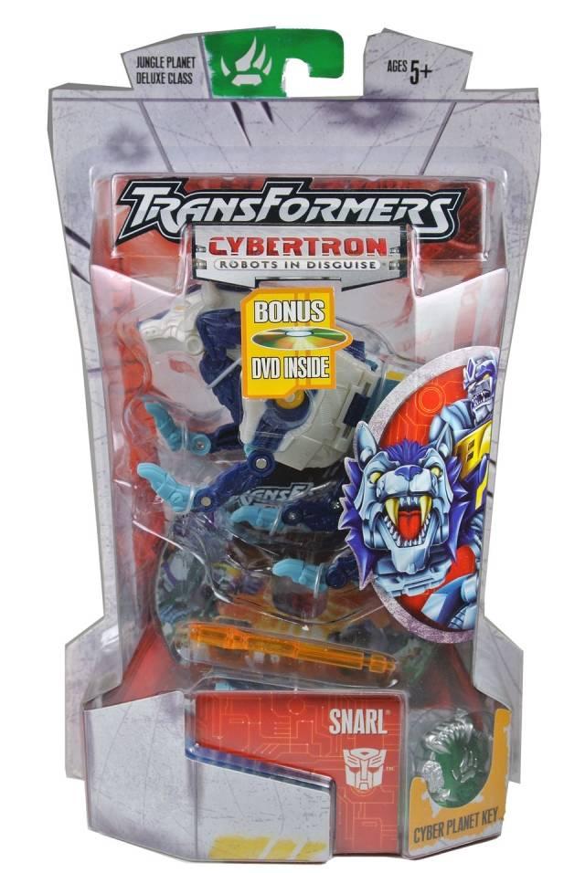 Cybertron - Snarl