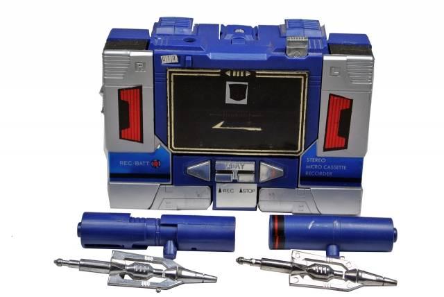 Transformers G1  - Soundwave - Loose