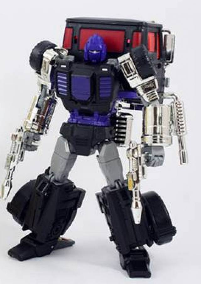 TFCon 2014 Exclusive - Masterpiece Axis - MIB