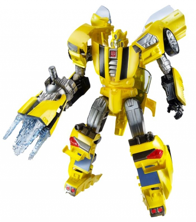 Transformers IDW Bumblebee | Deluxe Class
