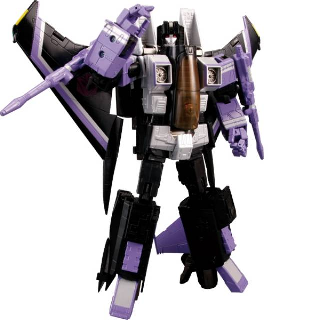 MP-11SW - Masterpiece Skywarp - Reissue w/ Coin