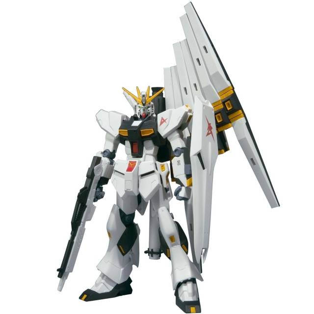 Metal Robot Spirits - Nu Gundam - MISB