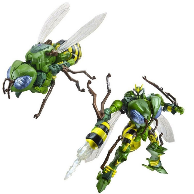 Transformers 2014 - Generations Series 01 - Deluxe - Waspinator